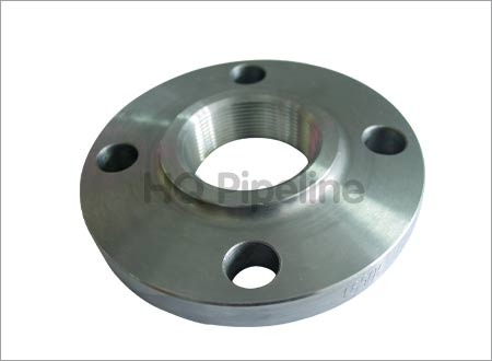 Threaded Forged steel flanges