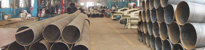 Steel Pipes / Tubes